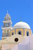 St. John the Baptist Cathedral, Thira, Santorini, Greece