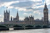 Fototapeta Big Ben - London © Knöpfli