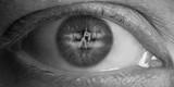 Human wolf eyes