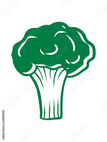 canvas print picture gesund brokkoli vitamine gemüse essen ernähren lecker hunger kochen blumenkohl comic cartoon lustig clipart design