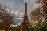 Primavera en Paris torre Eiffel