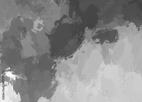 gradient background Colorful Paint like graphic.  Color glossy. Beautiful painted Surface abstract backdrop. ideas graphic design banner and have copy space for text © The glossy backgroun
