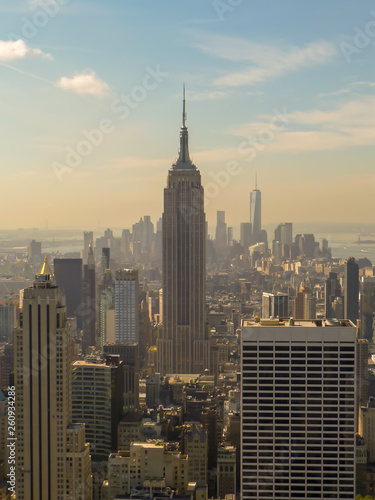 New York City skyline © Michael
