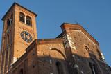 Milan: Santo Sepolcro church