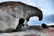 canvas print picture - Nueseeland Australien Rocks Felsen