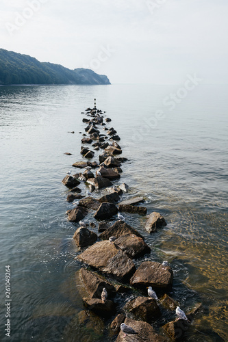 canvas print picture Ostsee