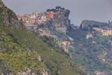 Italy. Village of Castelmola.