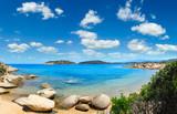 Summer Sithonia coast, Chalkidiki.