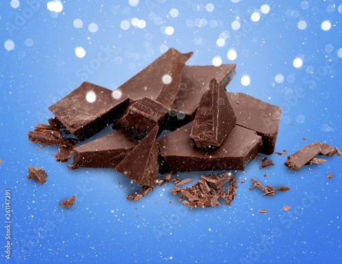 fototapeta na ścianę Chocolate.
