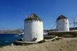 canvas print picture - Eindrücke aus Mykonos - Griechenland