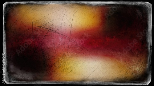 Black Red and Orange Dirty Grunge Texture Background © stockgraphicdesigns