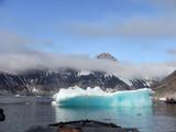 Arctic Blue Icebergs 5