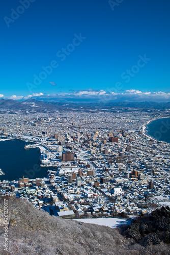 函館山より冬の函館 © top10top