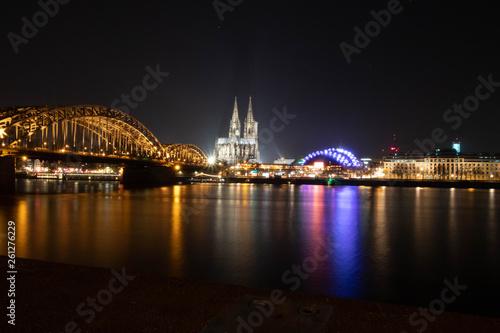 canvas print picture Köln | Cologne | Germany