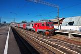 Train, Russia