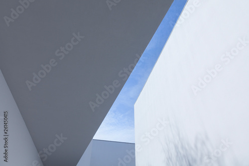 canvas print picture Moderne Architektur