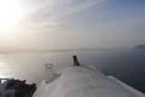 Il cane di Santorini