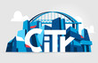 A smart city - 261477471