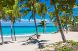 Cuba Varadero Beach Tropical Background