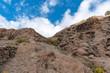 canvas print picture - Wandern auf Gran Canaria