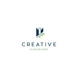 Building Naturally Development Creative Business Logo