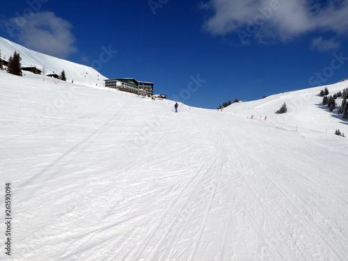 Skifahren in Saalbach Hinterglemm Leogang - 261593094