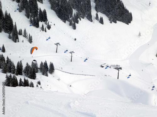 Skifahren in Saalbach Hinterglemm Leogang - 261593620