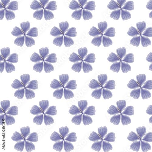 pattern of beautiful flowers nature - 261613897