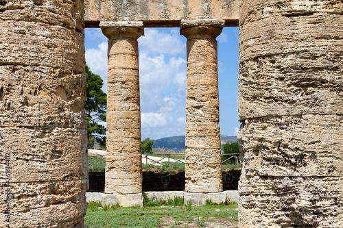 Segesta, Calatafimi, Sicilia