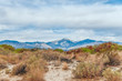 Quadro View of Coachella Valley from Desert Hot Springs.Southern California.USA