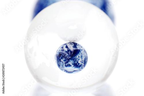 地球儀 惑星