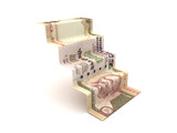 Higher Steps With Indian Rupee