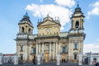Quadro View at the Metropolitan Cathedral of Guatemala City