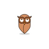 Owl icon or logo