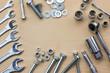 Werkzeug für Monteure / Mechaniker