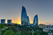 Quadro Flame Towers - Baku, Azerbaijan