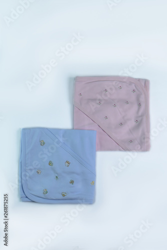 Special towels for children