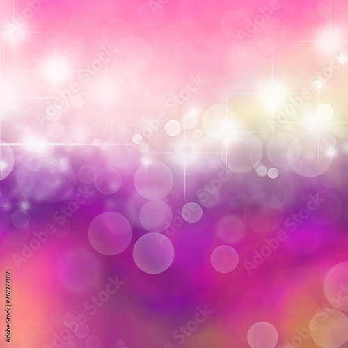 Abstract colorful background. Design Template. Modern Pattern. Gradient Illustration For Web and Application Design - 261927012