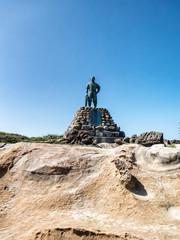 Lin Tian Zhen Statue © atosan