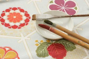京都手描き友禅