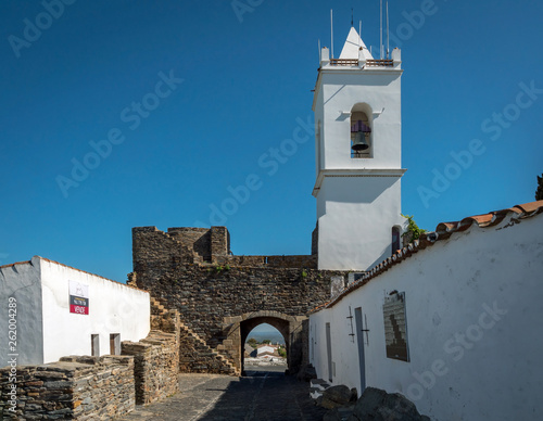 canvas print picture Monsaraz in Portugal