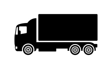 samochód ciężarowy ikona