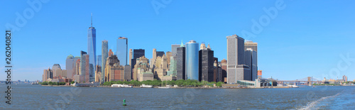 New York City Panorama from the south