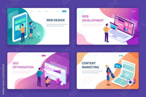 web design - 262056265