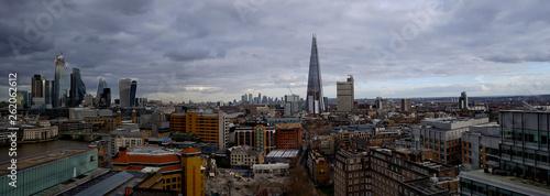 Londyn, panorama - 262062612