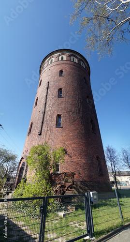 canvas print picture Hans-Hergot-Thurm , ehemaliger Wasserturm