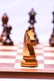 Wooden Chess Piece