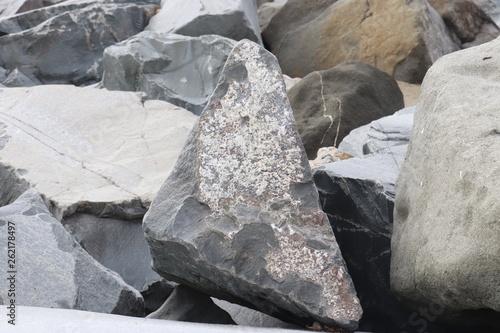 stone background - 262178497