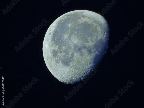 canvas print picture Mond