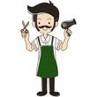 barber man - 262206407
